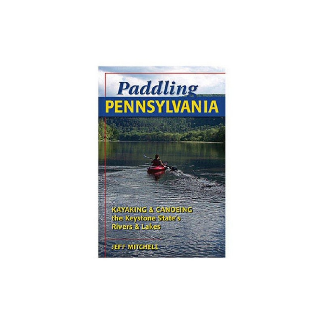 Stackpole Books - Paddling Pennsylvania Guide Book
