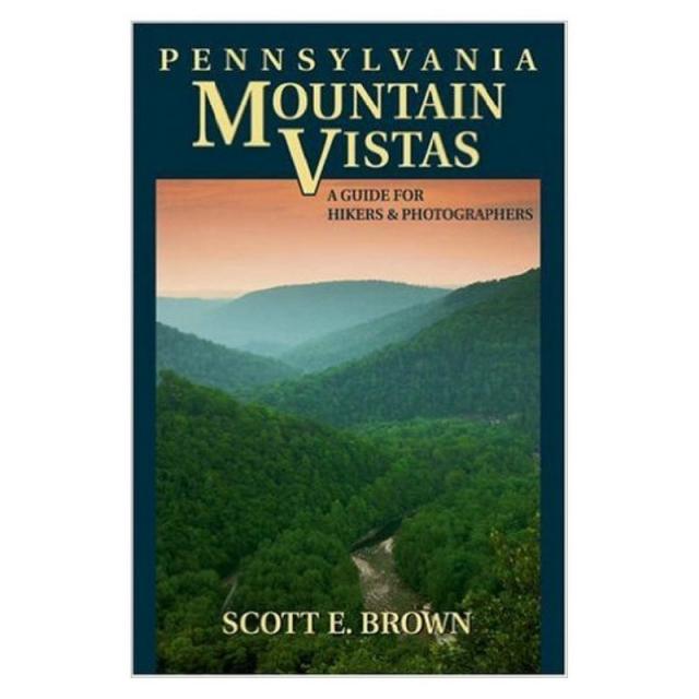 Stackpole Books - Pennsylvania Mountain Vista Guide Book