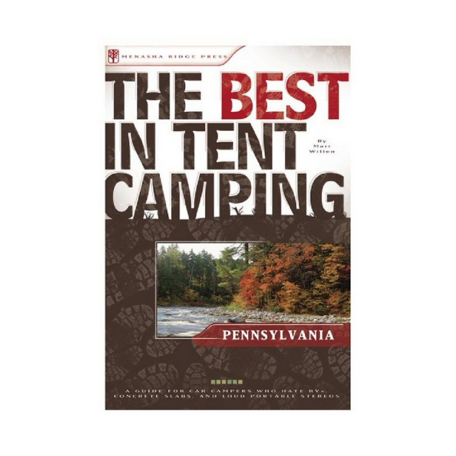 Stackpole Books - The Best In Tent Camping Book: Pennsylvania
