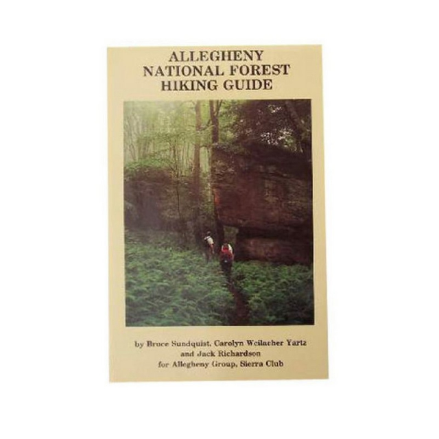 Stackpole Books - Allegheny National Forest Hiking Guide