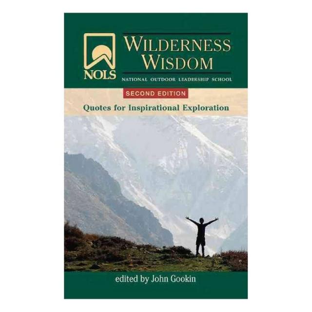 Stackpole Books - Wilderness Wisdom Book