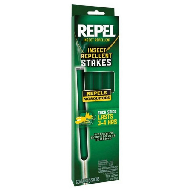 Repel - Repellent Stakes--5 Count
