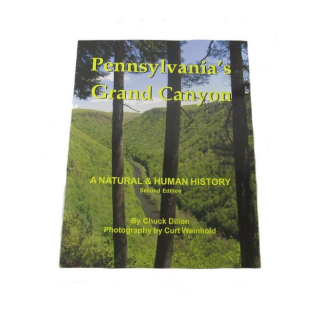 Pine Creek Press - Pennsylvania's Grand Canyon Book