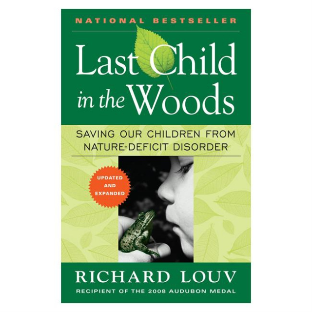 Algonquin Books - Last Child In the Woods