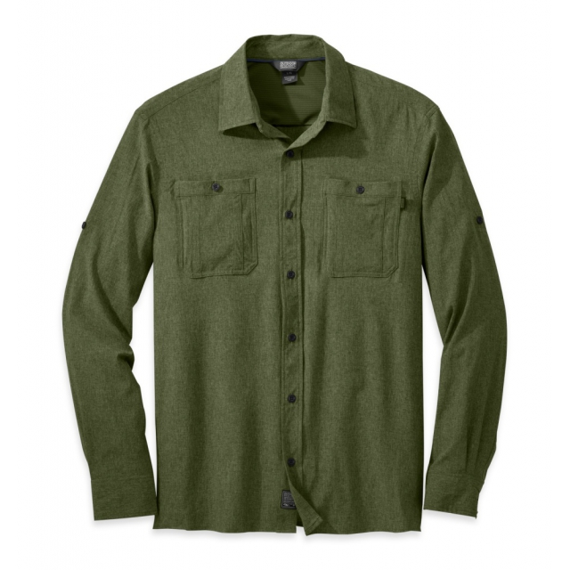 Outdoor Research - Men's Wayward Sentinel L/S Shirt