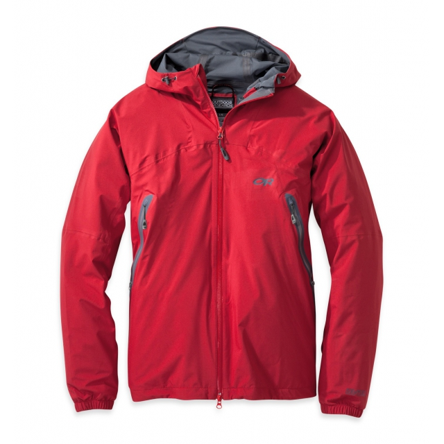 Outdoor Research - Men's Allout Hooded Jacket