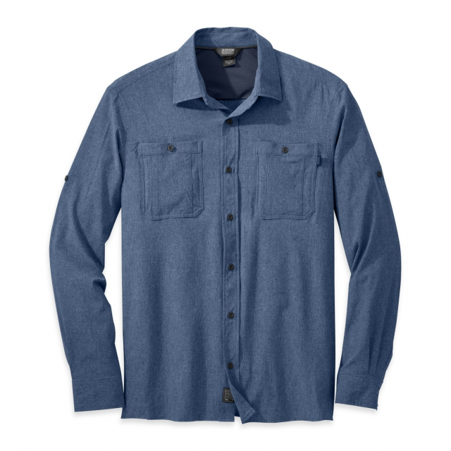 Outdoor Research - Men's Wayward L/S Shirt