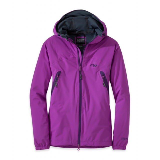 Outdoor Research - Women's Allout Hooded Jacket