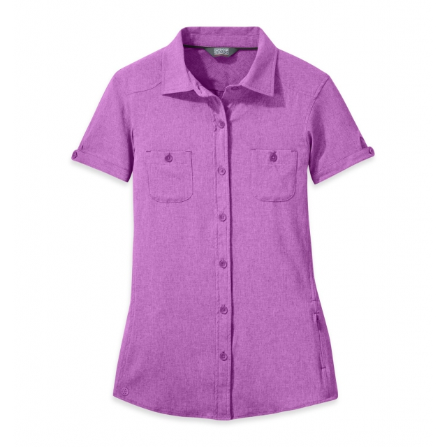 Outdoor Research - Women's Reflection S/S Shirt