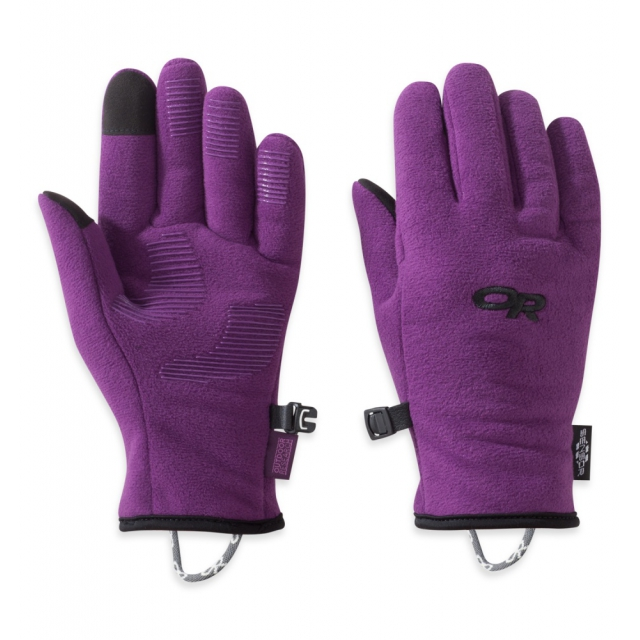 Outdoor Research - Kids' Fuzzy Sensor Gloves