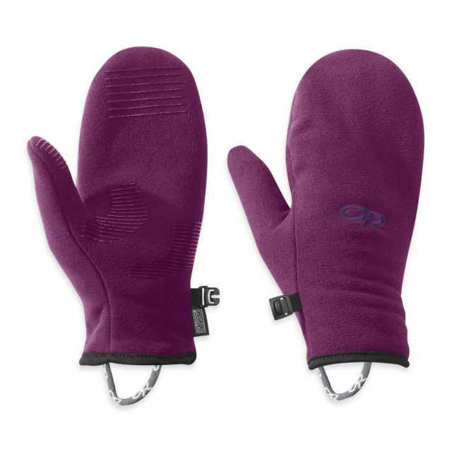 Outdoor Research - Kids' Fuzzy Mittens