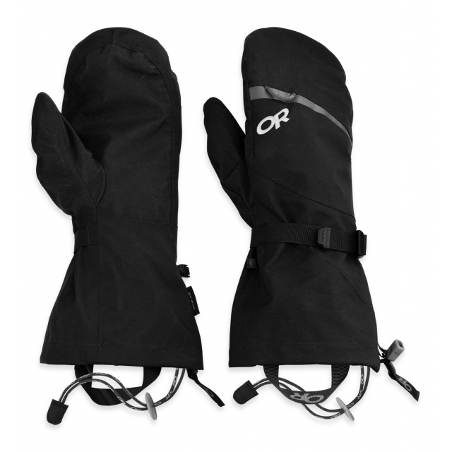 Outdoor Research - Mt Baker Shell Mitts