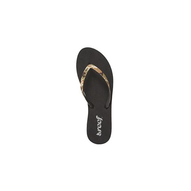 Reef - Stargazer Luxe Flip Flop - Women's-Camo Glitter-6