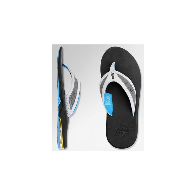 Reef - Springtide Flip Flop - Men's-Bright Nights-10