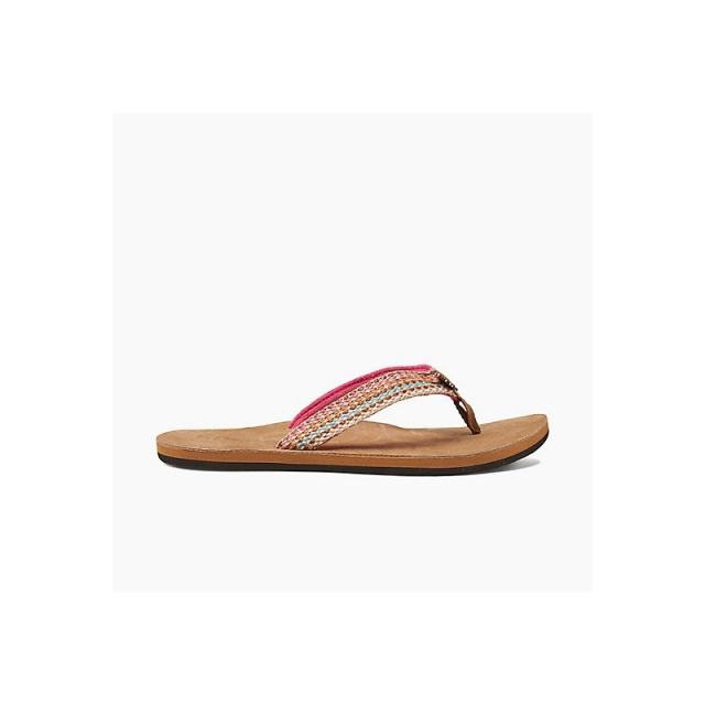 Reef - Womens Gypsylove - Closeout Pink 6