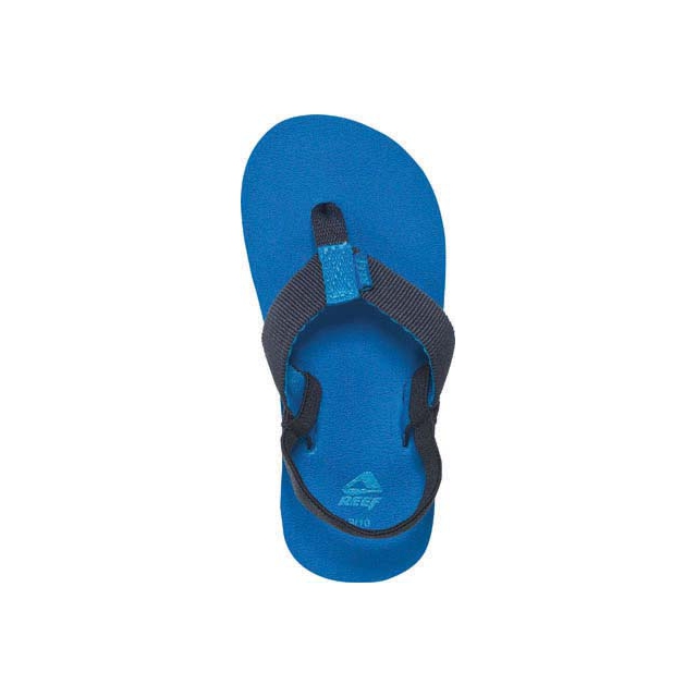 Reef - - Kids Todos Flip Flop - 5-6 - Navy / Stripe