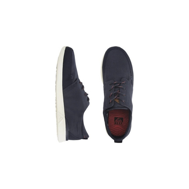 Reef - Mens Reef Rover Low - Closeout Navy 11.5