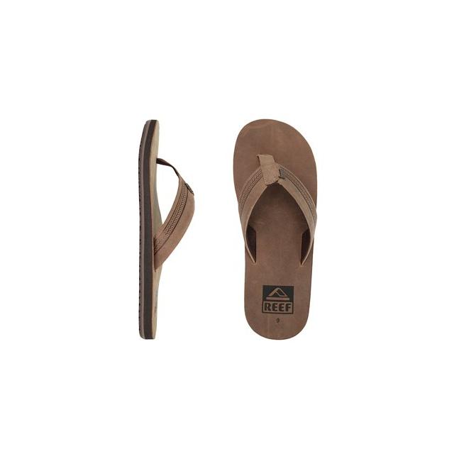 Reef - Sur Flip-Flop - Men's-Bronze/Brown-10