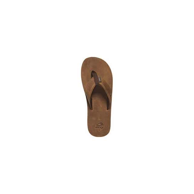 Reef - Leather Smoothy Sandal - Men's - Brown In Size