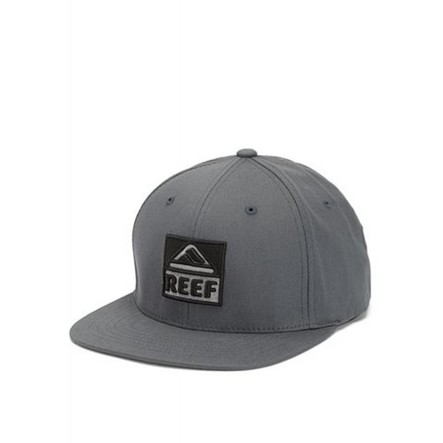 Reef - - Classic Block II Hat - XX - Charcoal