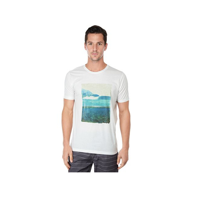 Reef - - Ove Und SS Shirt - Small - White