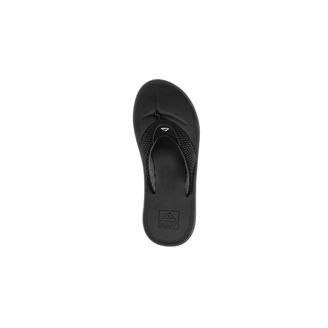 Reef - Rover Flip-Flop - Men's-Black-9