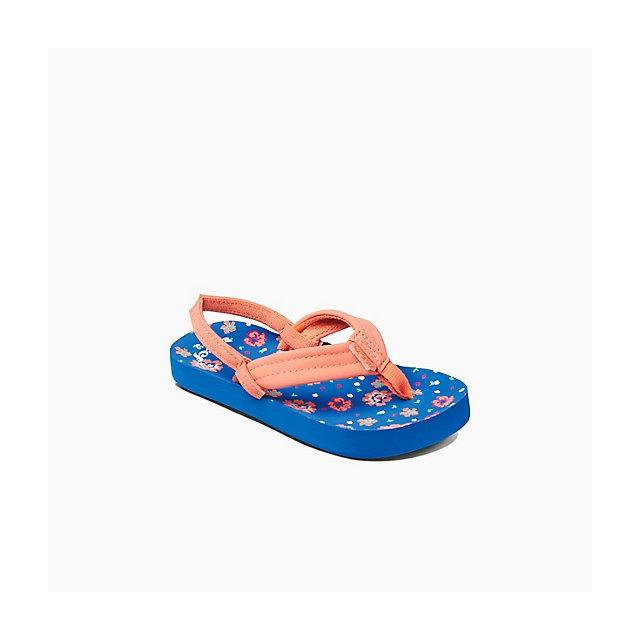 Reef - - Little Ahi Girls - 3 4 - Pink Polka Dot