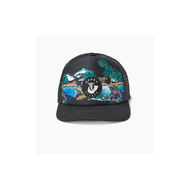 Reef - - SHAKATTACK CAP - XX - Black