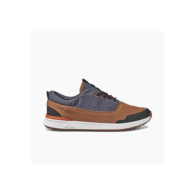 Reef - Mens Rover Low XT - Closeout Navy/Brown 12