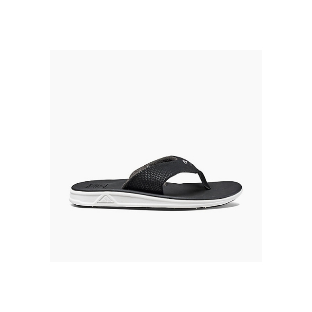 Reef - Mens Rover - Closeout Black/White 8