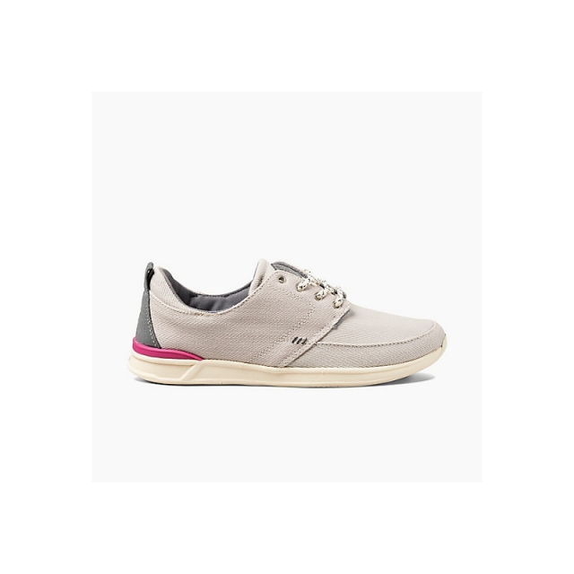 Reef - Womens Rover Low - Closeout Grey 7
