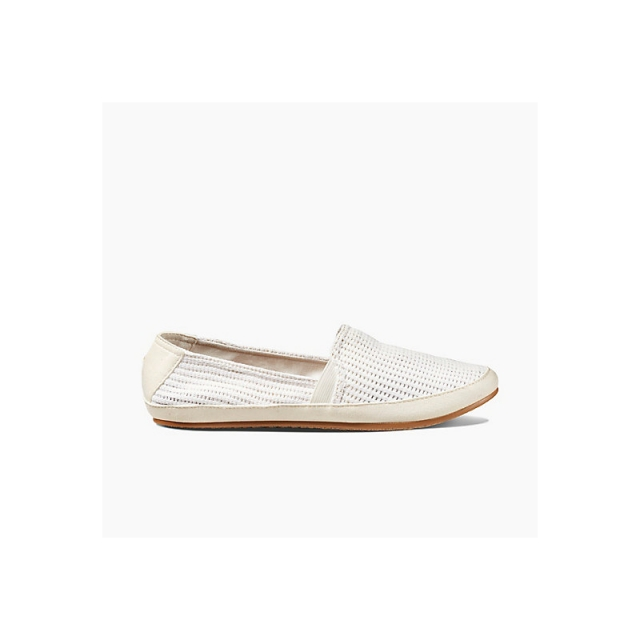 Reef - Womens Shaded Summer TX - Closeout White Mesh 7.5