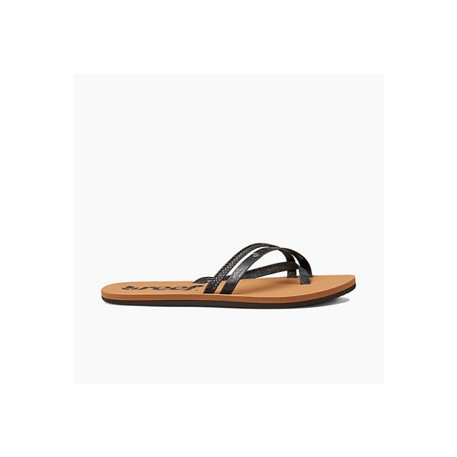 Reef - Womens O'Contrare LX - Closeout Gold 8