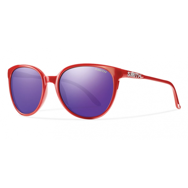 Smith Optics - Cheetah - Purple Sol-X Mirror