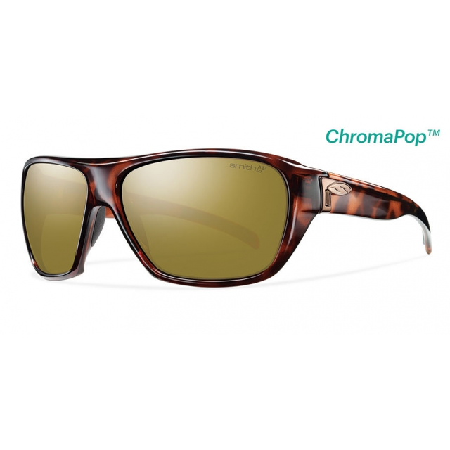 Smith Optics - Chief - ChromaPop Polarized Bronze Mirror