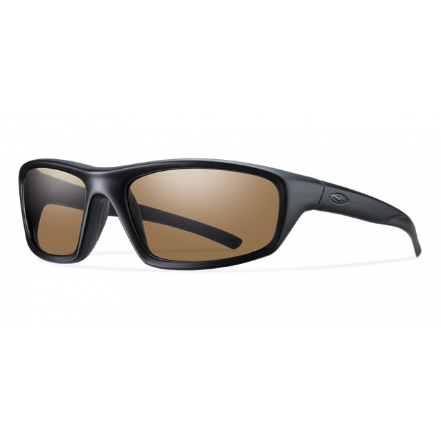 Smith Optics - Director Elite Black Polarized Brown