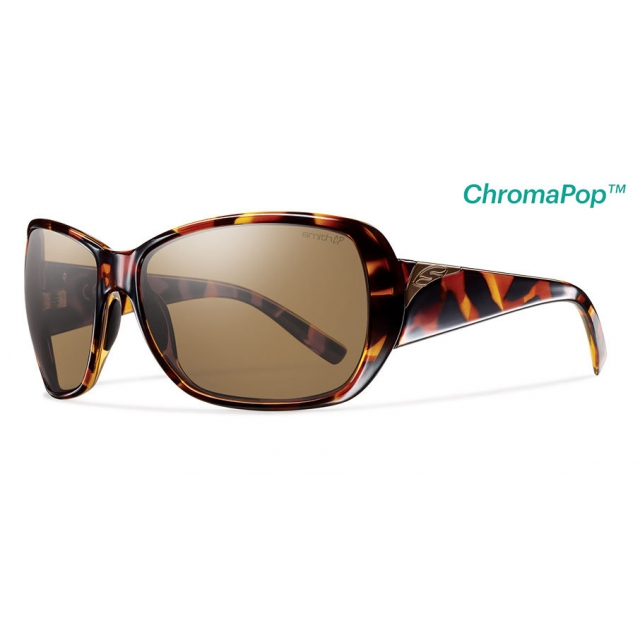 Smith Optics - Hemline - ChromaPop Polarized Brown