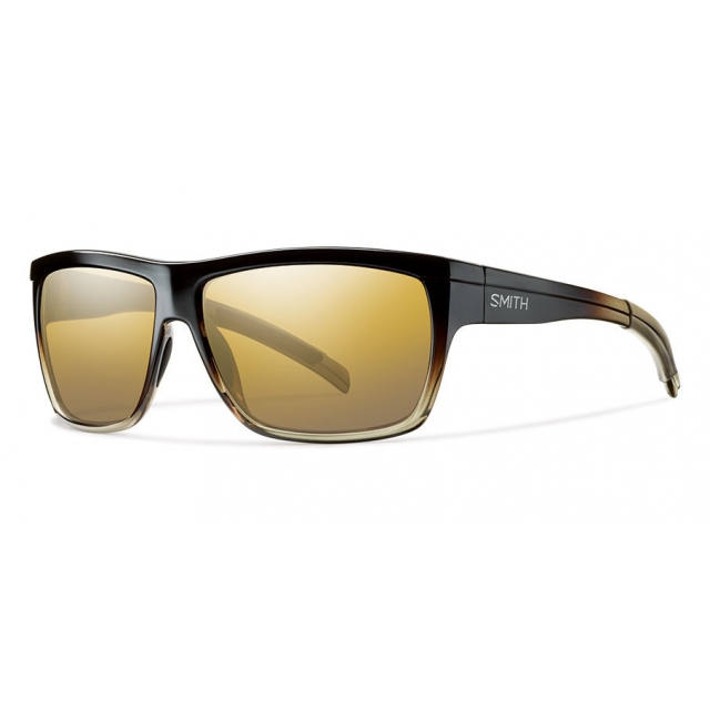 Smith Optics - Mastermind - Polarized Gold Gradient Mirror