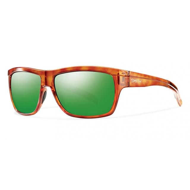 Smith Optics - Mastermind - Polarized Green Sol-X Mirror