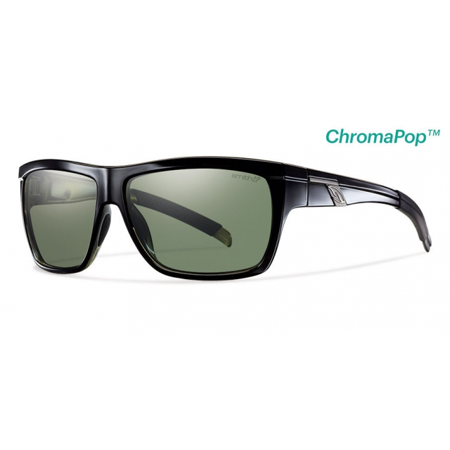 Smith Optics - Mastermind - ChromaPop Polarized Gray Green