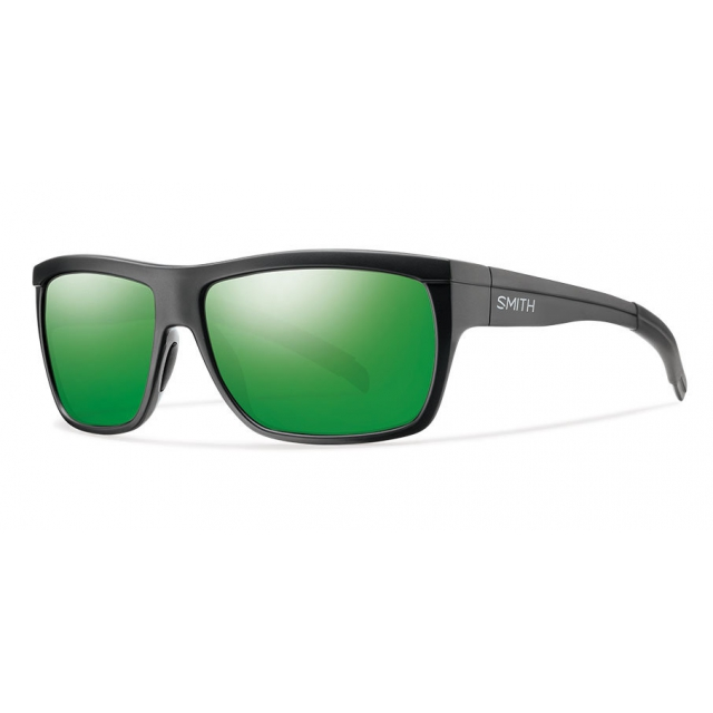 Smith Optics - Mastermind - Polarized Green Sol-X Mirror