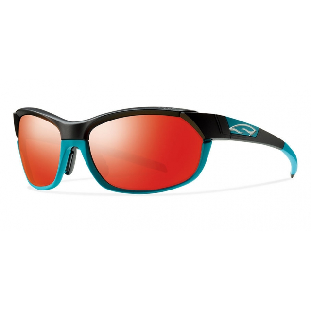 Smith Optics - Pivlock Overdrive  - Red Sol-X