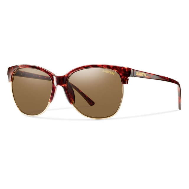 Smith Optics - Rebel Vintage Havana Polarized Brown