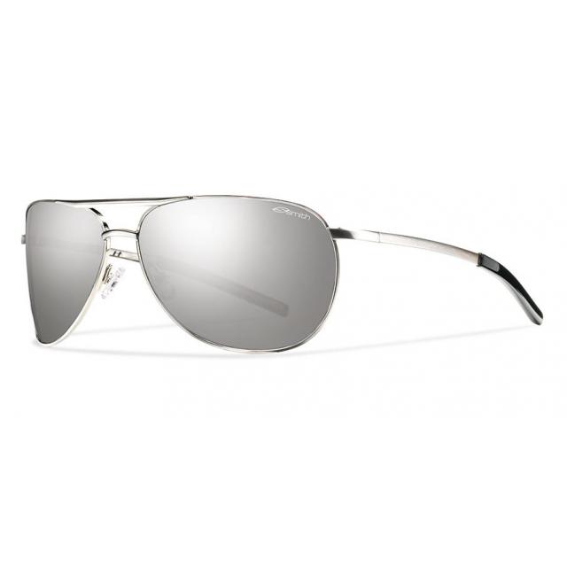 Smith Optics - Serpico Slim Silver Polarized Platinum