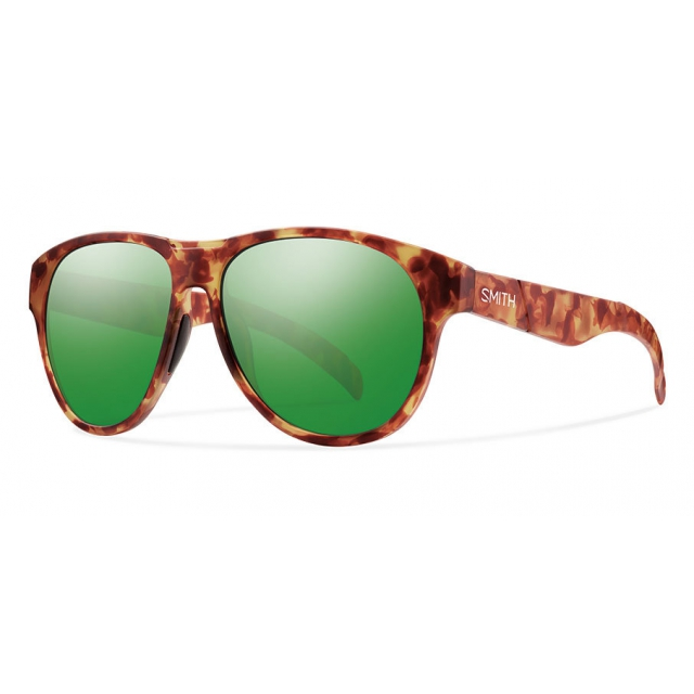 Smith Optics - Townsend - Green Sol-X Mirror