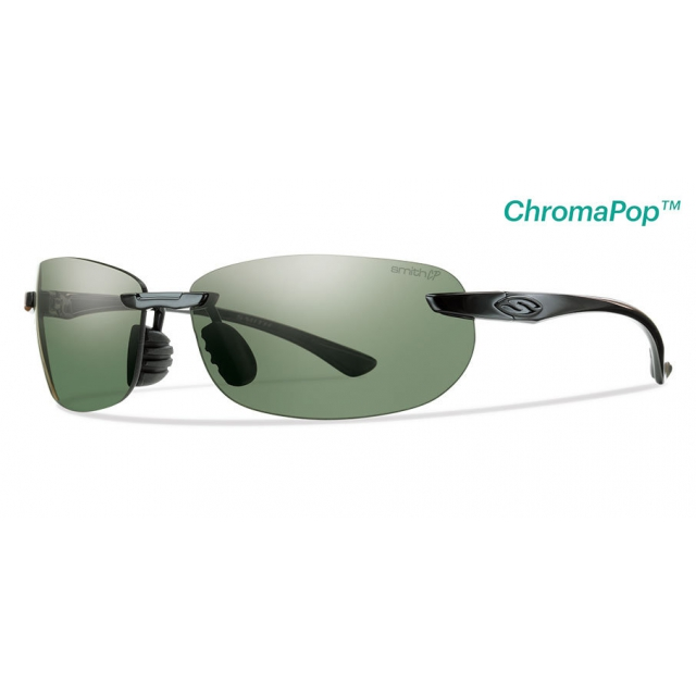 Smith Optics - Turnkey - ChromaPop Polarized Gray Green