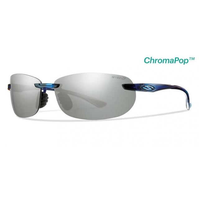 Smith Optics - Turnkey - ChromaPop Polarized Platinum