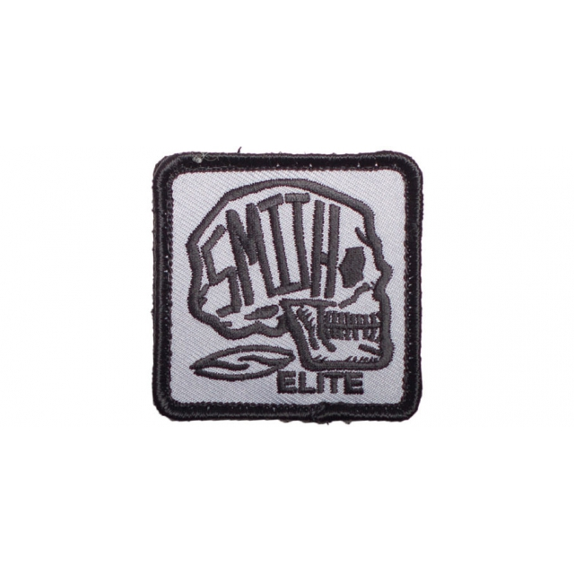 Smith Optics - Elite Skull Patch Black