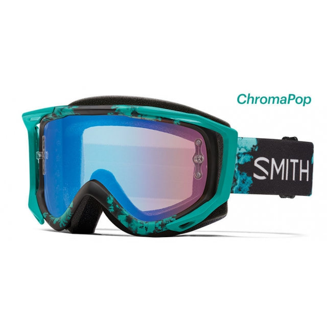 Smith Optics - Fuel V.2 Opal Unexpected ChromaPop Contrast Rose Flash