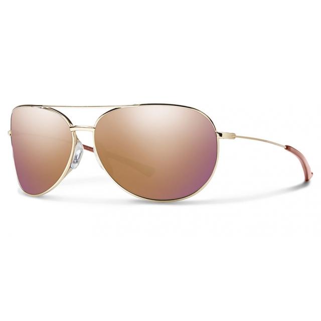 Smith Optics - Rockford Slim Gold Rose Gold Mirror